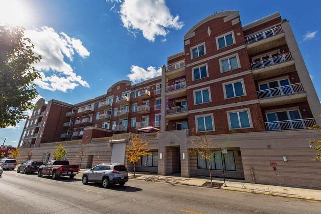 3630 N Harlem Avenue #312, Chicago, IL 60634 (MLS #10455817) :: Berkshire Hathaway HomeServices Snyder Real Estate