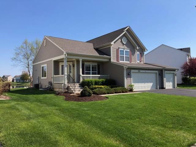 9543 Bristol Lane, Huntley, IL 60142 (MLS #10455835) :: Berkshire Hathaway HomeServices Snyder Real Estate