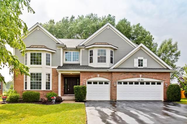1354 Horizon Trail, Wheeling, IL 60090 (MLS #10455845) :: Helen Oliveri Real Estate