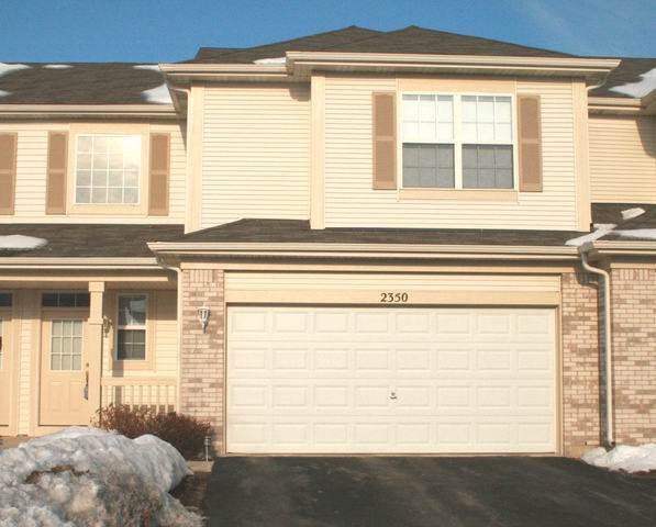 2350 Sunshine Lane #2350, Aurora, IL 60503 (MLS #10455849) :: John Lyons Real Estate