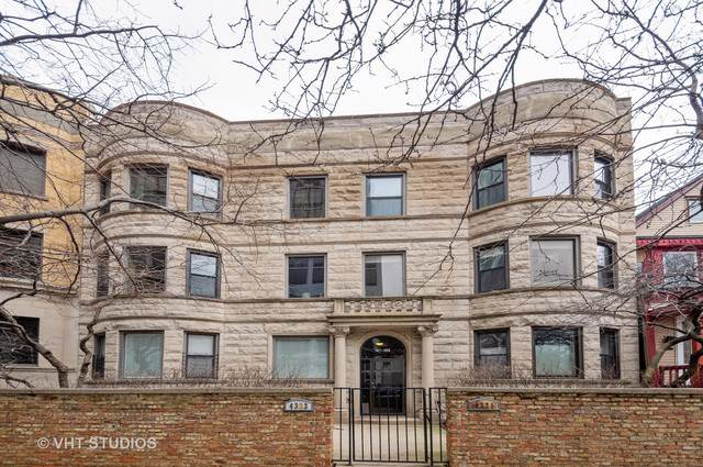4321 N Hazel Street 2S, Chicago, IL 60613 (MLS #10455854) :: The Perotti Group | Compass Real Estate