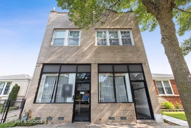 2516 W Pratt Boulevard, Chicago, IL 60645 (MLS #10455860) :: Property Consultants Realty