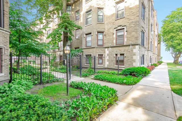 1222 W Jarvis Avenue 2N, Chicago, IL 60626 (MLS #10455909) :: Berkshire Hathaway HomeServices Snyder Real Estate