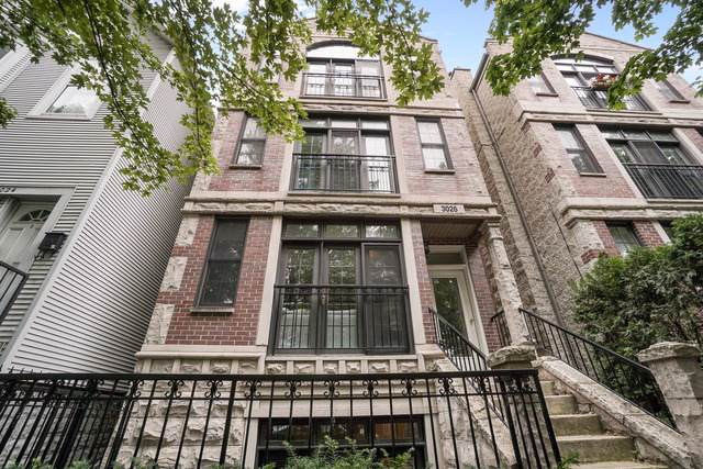 3026 N Seminary Avenue #2, Chicago, IL 60657 (MLS #10455916) :: The Perotti Group | Compass Real Estate