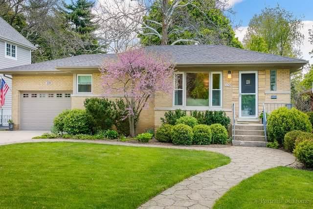 339 Scott Avenue, Glen Ellyn, IL 60137 (MLS #10455919) :: John Lyons Real Estate