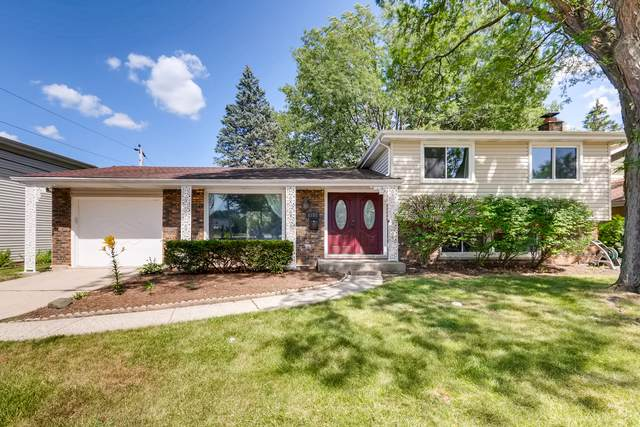 2127 N Kennicott Drive, Arlington Heights, IL 60004 (MLS #10455922) :: Berkshire Hathaway HomeServices Snyder Real Estate