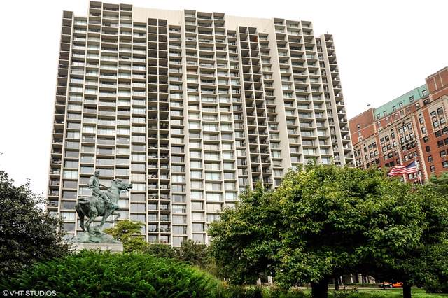 3200 N Lake Shore Drive #2311, Chicago, IL 60657 (MLS #10455929) :: The Perotti Group | Compass Real Estate