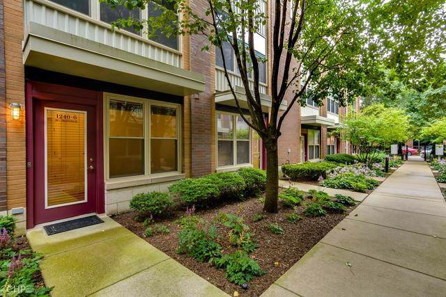 1240 W Monroe Street #6, Chicago, IL 60607 (MLS #10455950) :: Property Consultants Realty