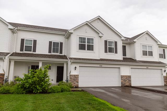 712 Anchorage Court, Pingree Grove, IL 60140 (MLS #10455972) :: Baz Realty Network | Keller Williams Elite