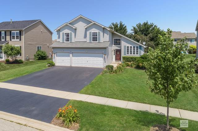 7705 Boxwood Lane, Plainfield, IL 60586 (MLS #10456017) :: The Perotti Group | Compass Real Estate