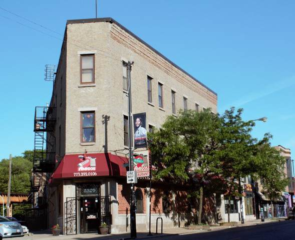 2320 Milwaukee Avenue, Chicago, IL 60647 (MLS #10456035) :: The Perotti Group | Compass Real Estate