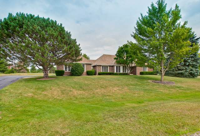 2361 Steeple Chase W Circle, Libertyville, IL 60048 (MLS #10456040) :: Helen Oliveri Real Estate