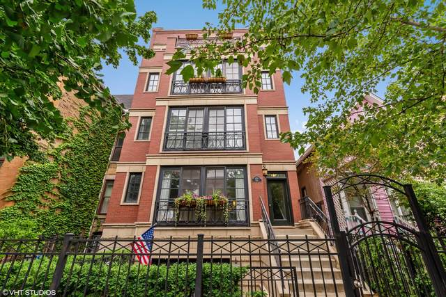 920 W Barry Avenue #2, Chicago, IL 60657 (MLS #10456071) :: The Perotti Group | Compass Real Estate