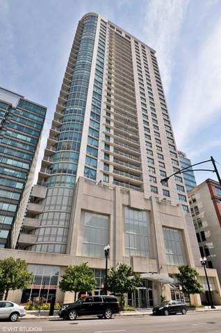 125 S Jefferson Street P113, Chicago, IL 60661 (MLS #10456090) :: The Mattz Mega Group