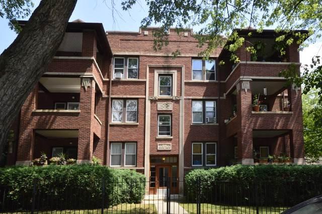 4903 N Monticello Avenue #2, Chicago, IL 60625 (MLS #10456114) :: The Perotti Group   Compass Real Estate