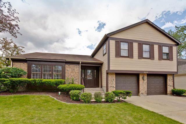 600 Cobblestone Lane, Buffalo Grove, IL 60089 (MLS #10456177) :: Helen Oliveri Real Estate