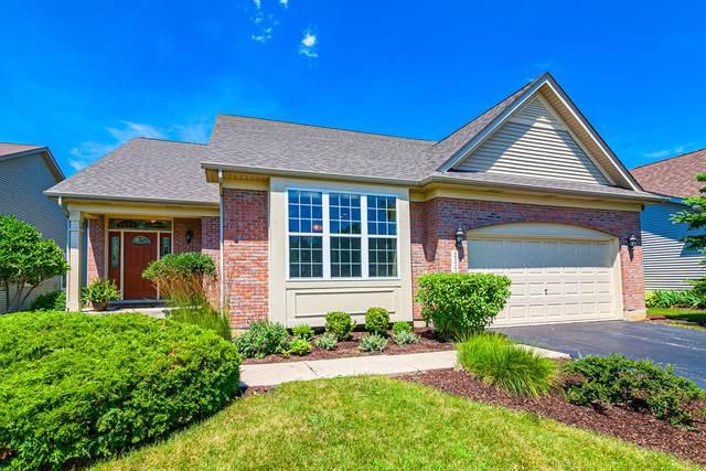 2200 Creekwood Drive, Mundelein, IL 60060 (MLS #10456183) :: Helen Oliveri Real Estate