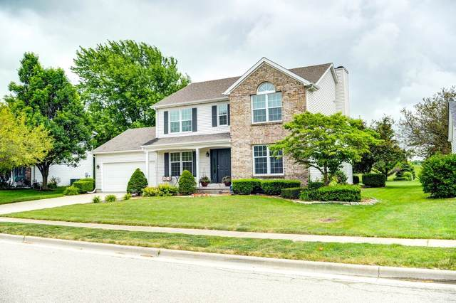 1605 Ironwood Cc Drive, Normal, IL 61761 (MLS #10456211) :: Angela Walker Homes Real Estate Group