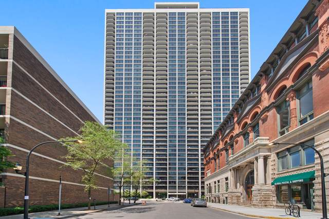 1560 N Sandburg Terrace #3915, Chicago, IL 60610 (MLS #10456213) :: Property Consultants Realty