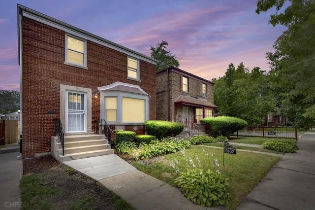 10102 S Vernon Avenue, Chicago, IL 60628 (MLS #10456232) :: Berkshire Hathaway HomeServices Snyder Real Estate