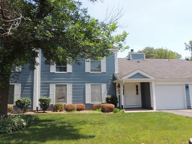 2152 Sunderland Court 101-C, Naperville, IL 60565 (MLS #10456241) :: Berkshire Hathaway HomeServices Snyder Real Estate