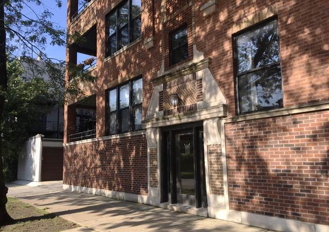 843 N Washtenaw Avenue #2, Chicago, IL 60622 (MLS #10456258) :: Berkshire Hathaway HomeServices Snyder Real Estate