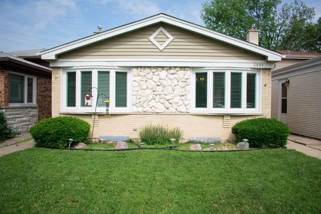 5901 N Oketo Avenue, Chicago, IL 60631 (MLS #10456281) :: Touchstone Group