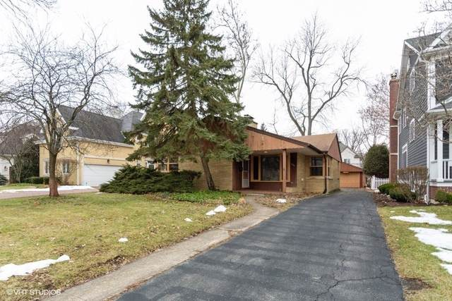 326 N County Line Road, Hinsdale, IL 60521 (MLS #10456296) :: Berkshire Hathaway HomeServices Snyder Real Estate