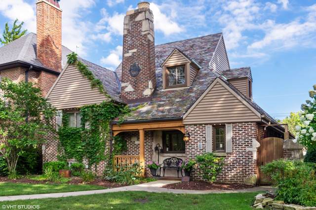 6151 N Forest Glen Avenue, Chicago, IL 60646 (MLS #10456304) :: The Perotti Group | Compass Real Estate