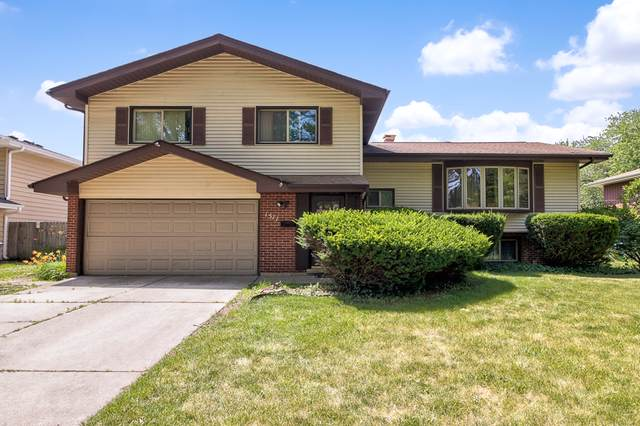 1511 E Mitchell Lane, Mount Prospect, IL 60056 (MLS #10456321) :: Berkshire Hathaway HomeServices Snyder Real Estate