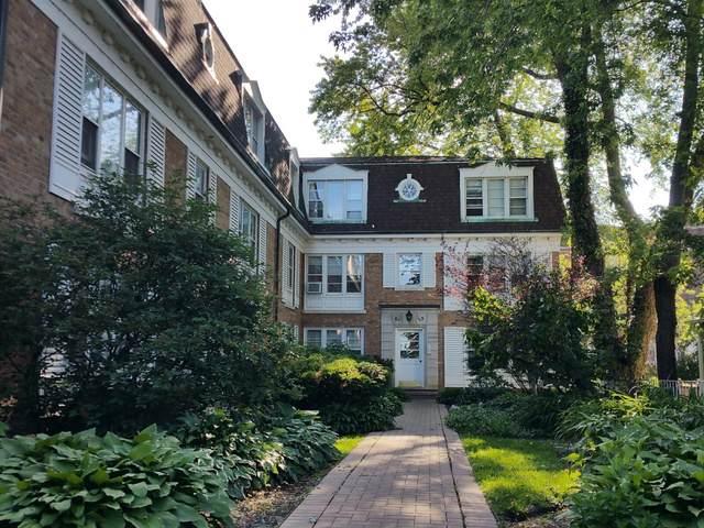 2040 Sherman Avenue 3D, Evanston, IL 60201 (MLS #10456339) :: Littlefield Group