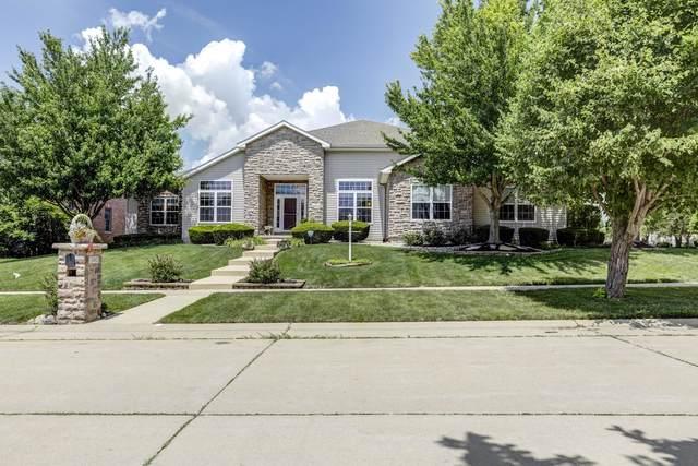 3102 Sandhill Lane, Champaign, IL 61822 (MLS #10456361) :: John Lyons Real Estate