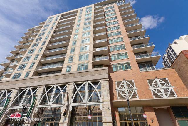 230 W Division Street #801, Chicago, IL 60610 (MLS #10456399) :: Property Consultants Realty