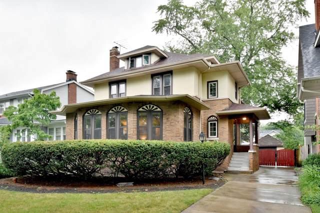 838 Fair Oaks Avenue, Oak Park, IL 60302 (MLS #10456405) :: Property Consultants Realty