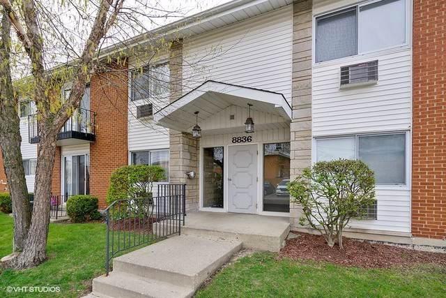 8836 Western Avenue 103C, Des Plaines, IL 60016 (MLS #10456432) :: Baz Realty Network | Keller Williams Elite