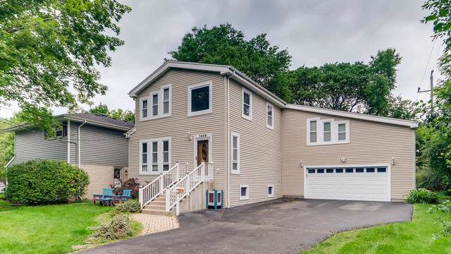1408 E Kensington Road, Arlington Heights, IL 60004 (MLS #10456445) :: Berkshire Hathaway HomeServices Snyder Real Estate