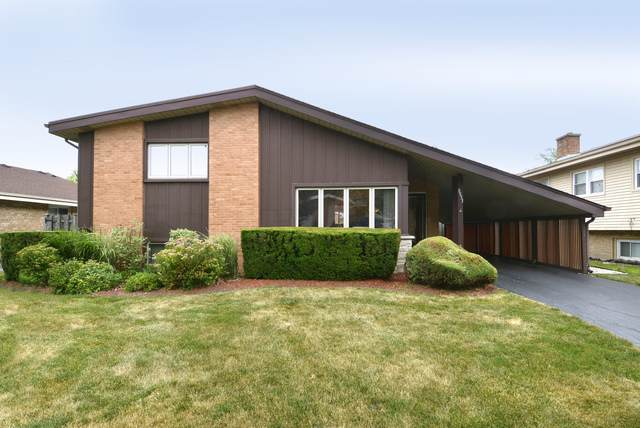 8933 Cherry Avenue, Morton Grove, IL 60053 (MLS #10456466) :: John Lyons Real Estate