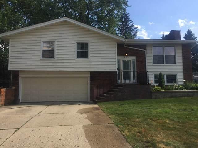 403 Desmond Drive, Schaumburg, IL 60193 (MLS #10456516) :: Berkshire Hathaway HomeServices Snyder Real Estate