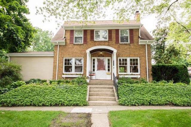 263 E Keith Avenue, Waukegan, IL 60085 (MLS #10456527) :: The Dena Furlow Team - Keller Williams Realty