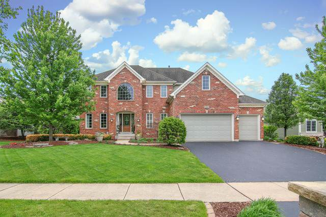 862 Omaha Drive, Yorkville, IL 60560 (MLS #10456558) :: Berkshire Hathaway HomeServices Snyder Real Estate