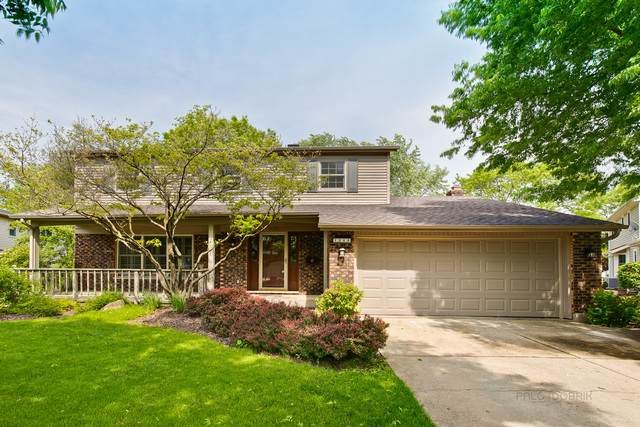 1008 Cambridge Drive, Libertyville, IL 60048 (MLS #10456583) :: Helen Oliveri Real Estate