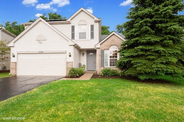 2204 W Waterford Court, Round Lake, IL 60073 (MLS #10456596) :: The Wexler Group at Keller Williams Preferred Realty