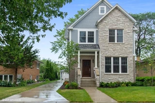 229 N Broadway Avenue, Park Ridge, IL 60068 (MLS #10456622) :: Berkshire Hathaway HomeServices Snyder Real Estate