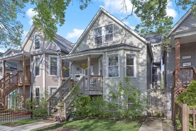 4135 N Drake Avenue, Chicago, IL 60618 (MLS #10456638) :: Ani Real Estate