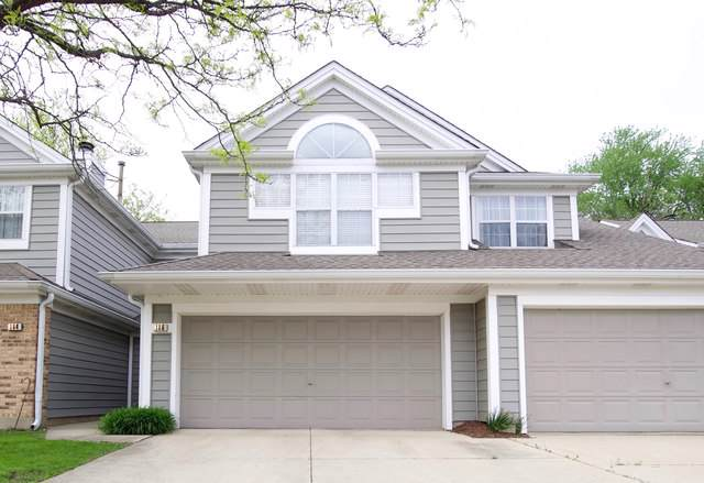 186 Woodstone Drive, Buffalo Grove, IL 60089 (MLS #10456687) :: Helen Oliveri Real Estate