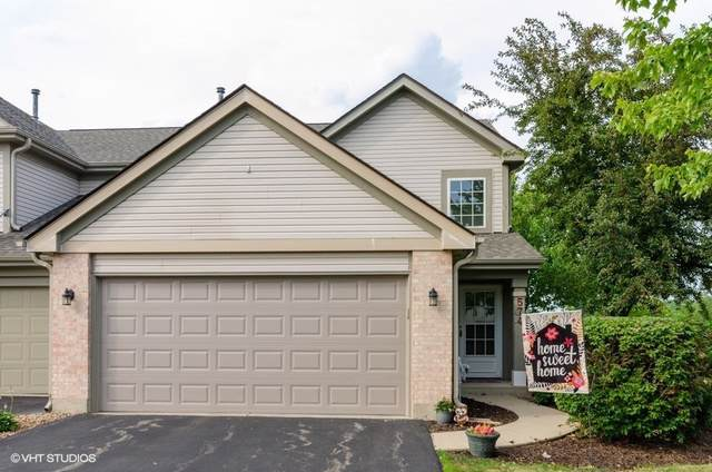574 Lancaster Circle #21, Elgin, IL 60123 (MLS #10456702) :: Berkshire Hathaway HomeServices Snyder Real Estate