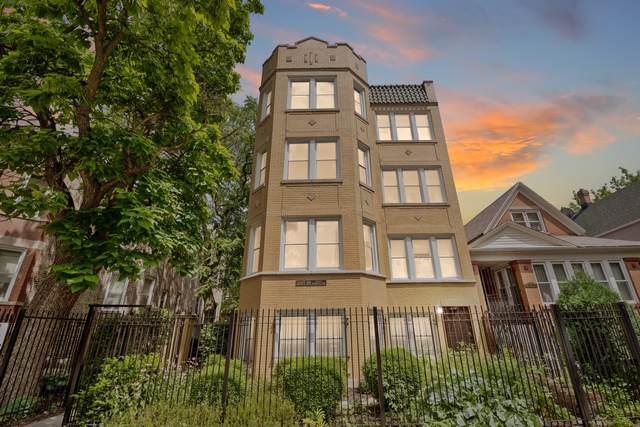 2229 N Kimball Avenue 3W, Chicago, IL 60647 (MLS #10456715) :: John Lyons Real Estate