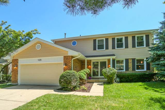 1225 Champlaine Court, Schaumburg, IL 60193 (MLS #10456722) :: The Wexler Group at Keller Williams Preferred Realty