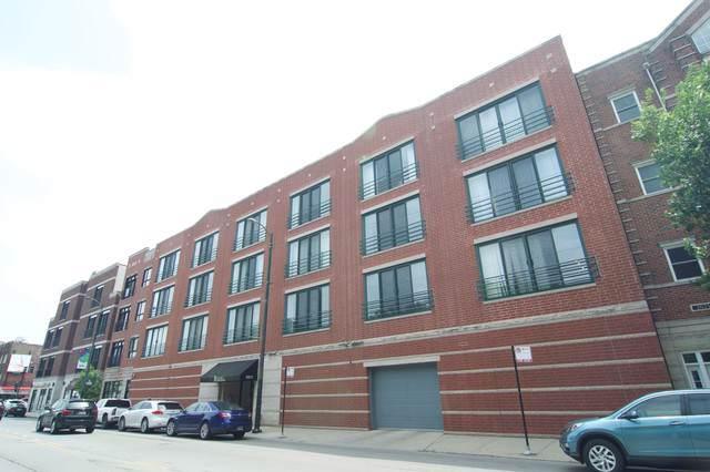 2011 W Belmont Avenue #403, Chicago, IL 60618 (MLS #10456755) :: John Lyons Real Estate