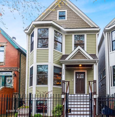 3036 N Hoyne Avenue, Chicago, IL 60618 (MLS #10456766) :: John Lyons Real Estate
